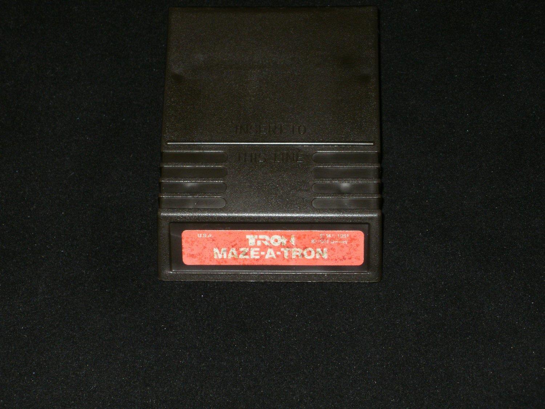 TRON Maze-A-Tron - Mattel Intellivision