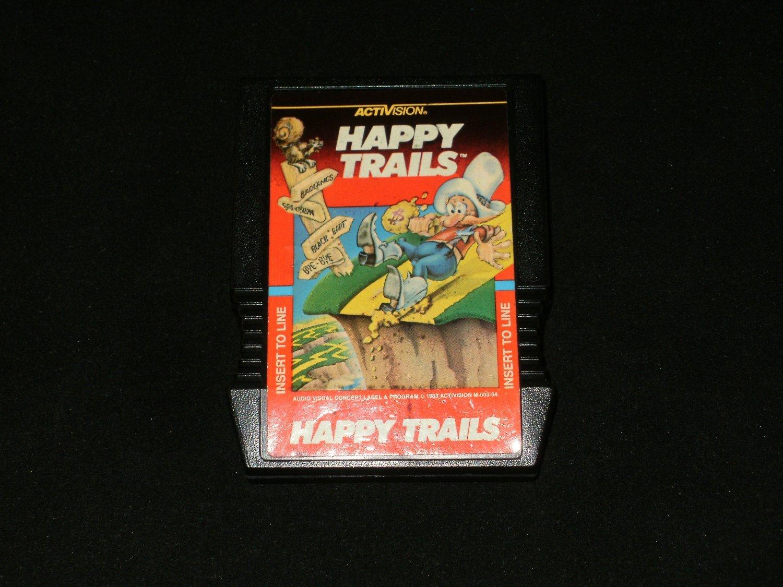 Happy Trails - Mattel Intellivision - Rare