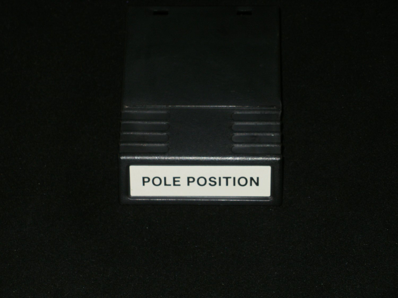 Pole Position - Mattel Intellivision - Rare
