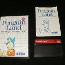 Penguin Land - Sega Master System - Complete CIB