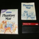 Phantasy Star - Sega Master System - Complete CIB - Rare