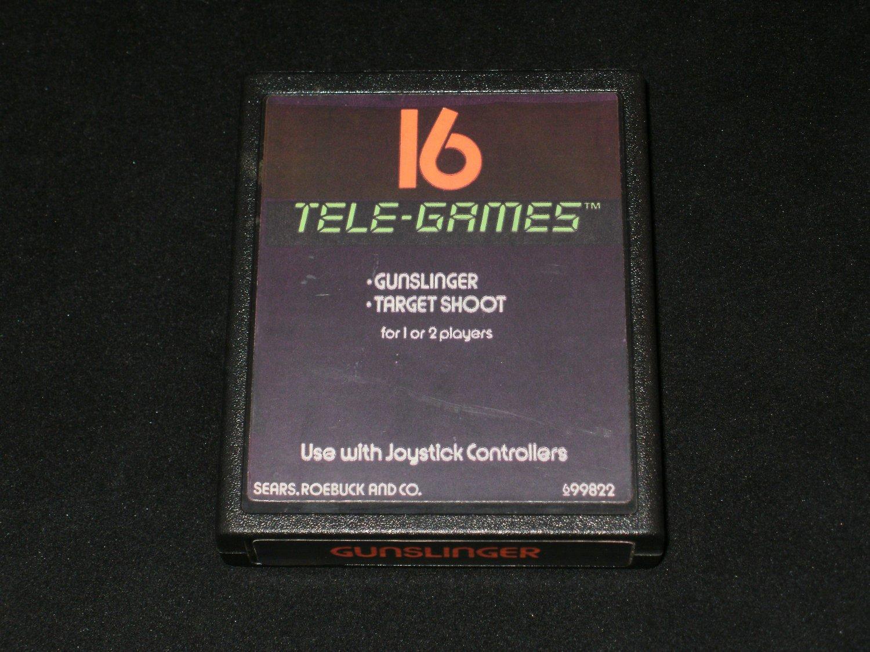 Gunslinger - Atari 2600