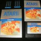 Soccer - Atari 5200 - Complete CIB
