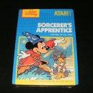 Sorcerer's Apprentice - Atari 2600 - Brand New Factory Sealed