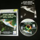 Star Wars Starfighter Special Edition - Xbox - Complete CIB
