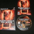 Silent Hill 4 The Room - Sony PS2 - Complete CIB