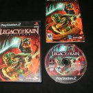 Legacy of Kain Defiance - Sony PS2 - Complete CIB