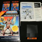 Masters of the Universe - Mattel Intellivision - Complete CIB