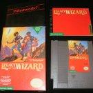 Legacy of the Wizard - Nintendo NES - Complete CIB