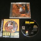 Cabela's Ultimate Deer Hunt - Sony PS1 - Complete CIB