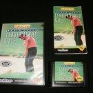 World Class Leaderboard Golf - Sega Genesis - Complete CIB