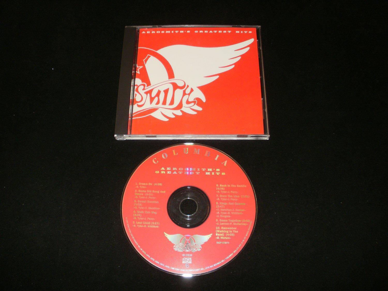 Aerosmith - Greatest Hits (1993)