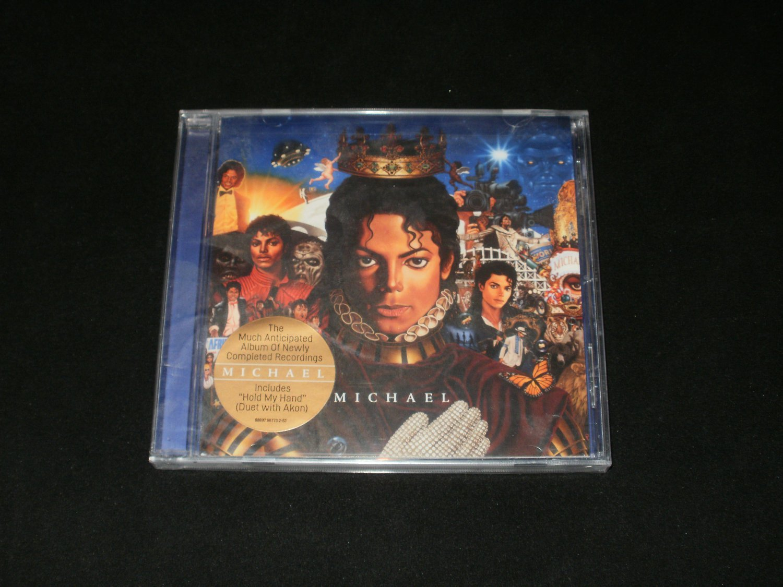 Michael Jackson - Michael (2010) - Brand New