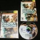 Ghost Recon Advanced Warfighter - Xbox - Complete CIB