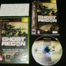 Ghost Recon - Xbox - Complete CIB