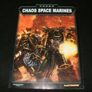 Codex: Chaos Space Marines - Andy Chambers (2002) - Warhammer 40k Paperback