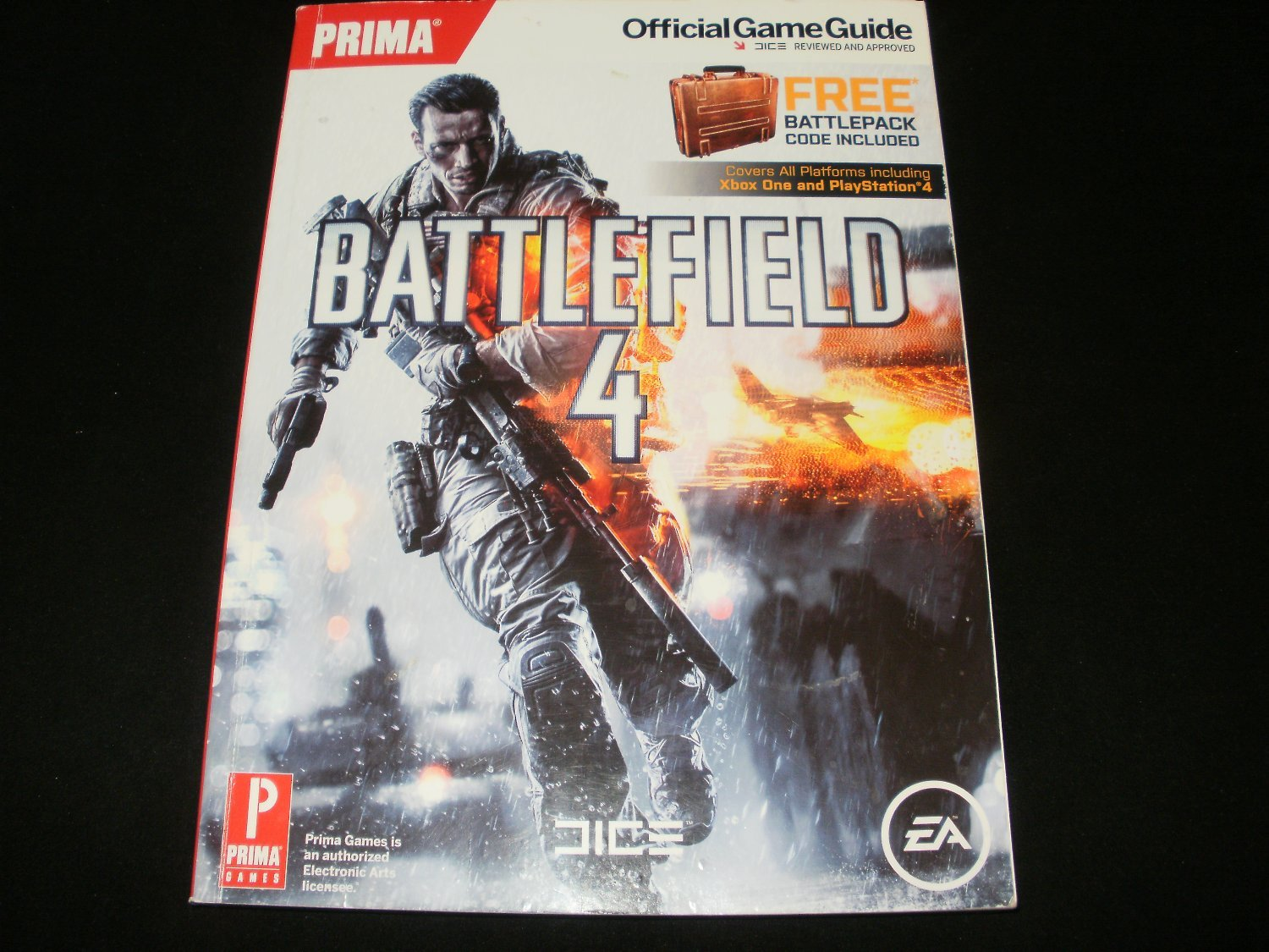 Battlefield 4 Official Game Guide - Prima (2013) - Paperback