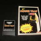 Mouse Trap - Colecovision - With Box