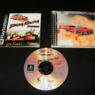 IHRA Motorsports Drag Racing - Sony PS1 - Complete CIB