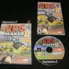 RPG Maker II - Sony PS2 - Complete CIB