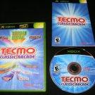 Tecmo Classic Arcade - Xbox - Complete CIB
