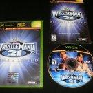 WWE WrestleMania 21 - Xbox - Complete CIB