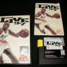 NBA Live 97 - Sega Genesis - Complete CIB