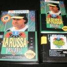 Tony La Russa Baseball - Sega Genesis - Complete CIB