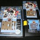 NHL Hockey - Sega Genesis - Complete CIB -  EASN Cover