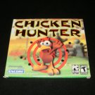 Chicken Hunter - 2004 Encore Software - IBM PC - Complete CIB - Rare
