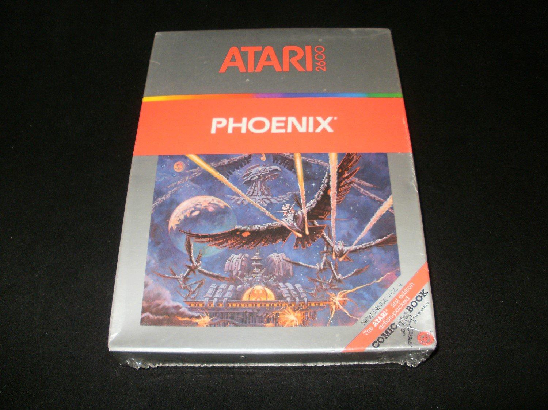 Phoenix - Atari 2600 - Brand New Factory Sealed