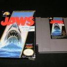 Jaws - Nintendo NES - With Box