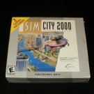 Simcity 2000 Streets of Simcity Double Pack - 2002 Electronic Arts - IBM PC - Complete CIB