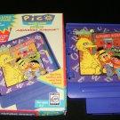 Sesame Street Alphabet Avenue - Sega Pico - With Box