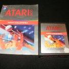 RealSports Volleyball - Atari 2600 - With Manual