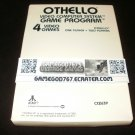 Othello - Atari 2600 - Brand New Factory Sealed - White Box Action Pak Version - Rare