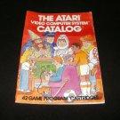 Atari 1981 Catalog - Revision A