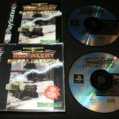 Command & Conquer Red Alert Retaliation - Sony PS1 - Complete CIB