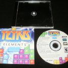Tetris Elements - 2004 THQ - Windows & Macintosh PC - Complete CIB - Rare