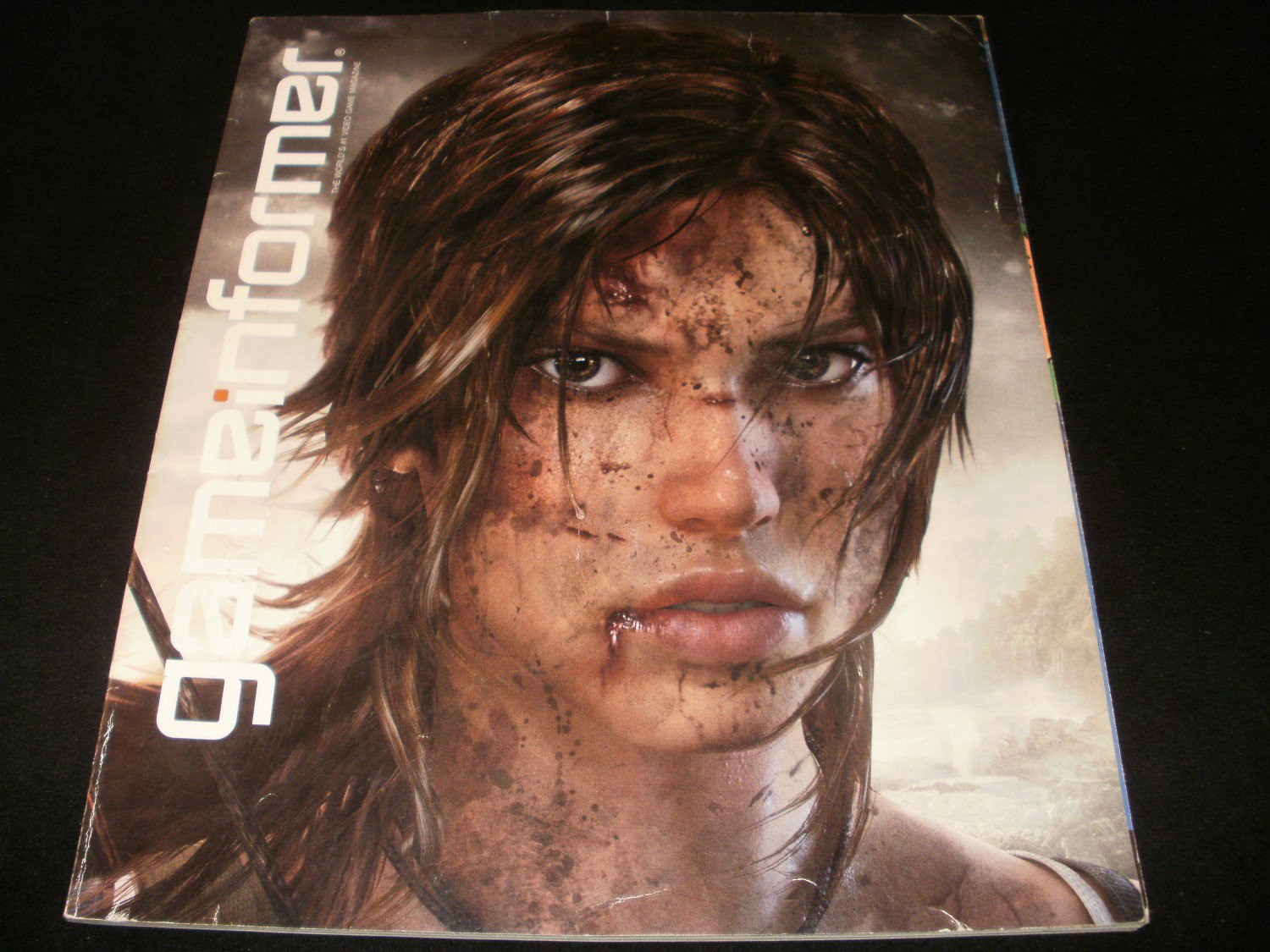Game Informer Magazine - January 2011 - Issue 213 - Tomb Raider