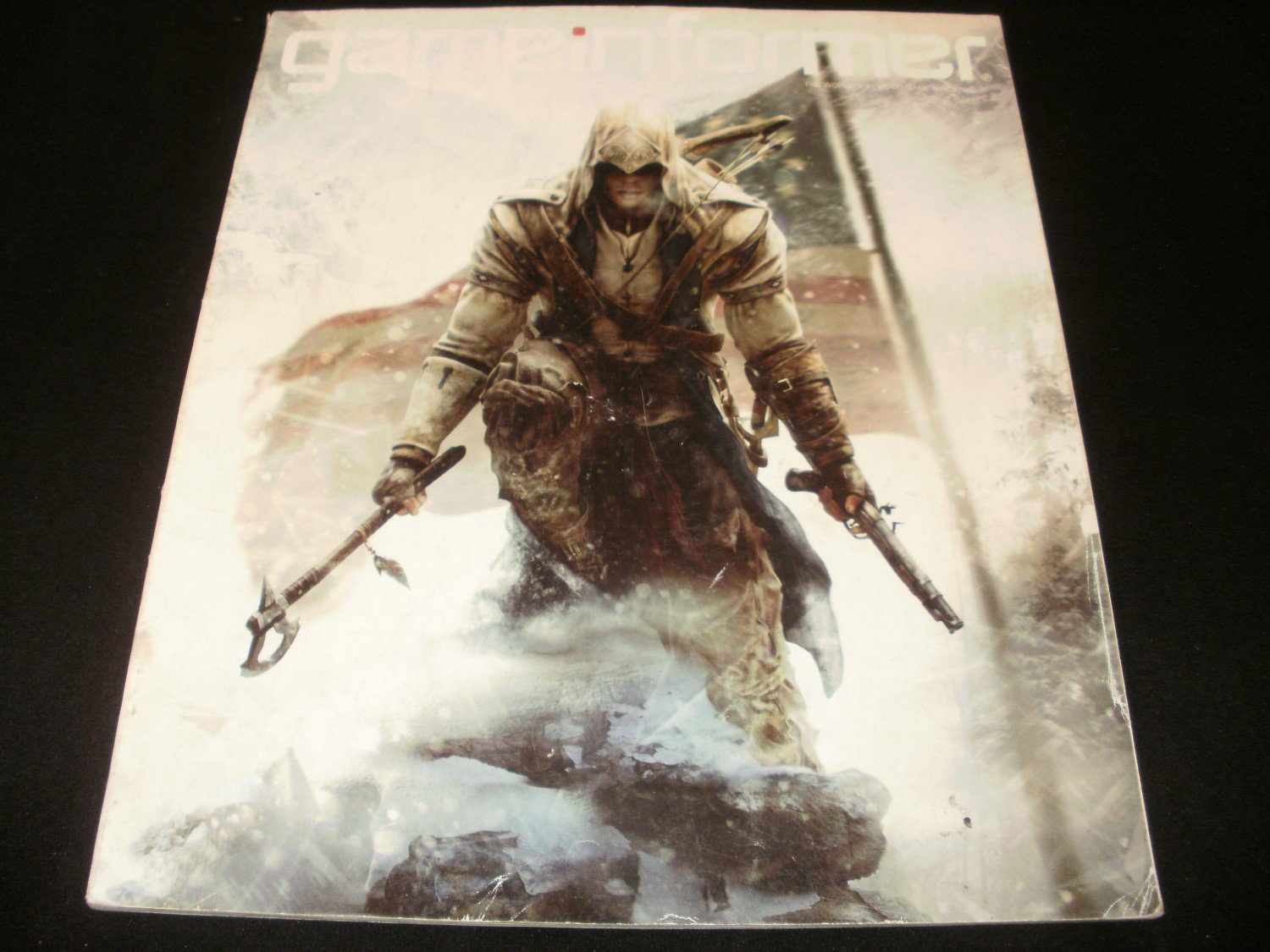 Game Informer Magazine - April 2012 - Issue 228 - Assassin's Creed III