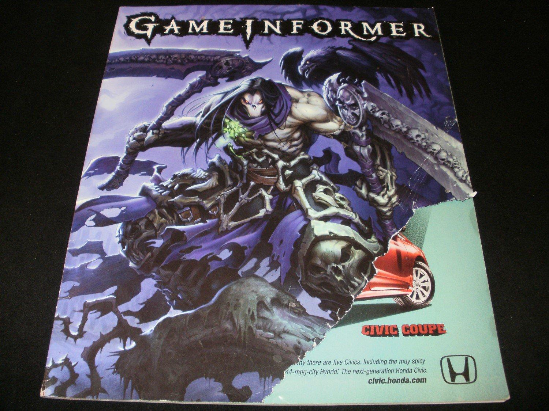 Game Informer Magazine - July 2011 - Issue 219 - Darksiders II