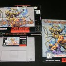 Weapon Lord - SNES Super Nintendo - Complete CIB
