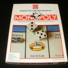 Monopoly - 1991 Virgin Games - IBM PC - Complete CIB