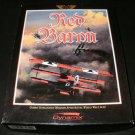 Red Baron - 1991 Sierra - IBM PC - Complete CIB
