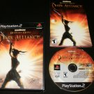 Baldur's Gate Dark Alliance - Sony PS2 - Complete CIB - Original 2001 Black Label Release
