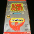 Game Genie - Sega Genesis - With Box - Gold Label Version