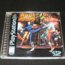 Perfect Weapon - Sony PS1 - Complete CIB