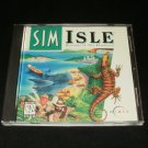 Sim Isle - 1995 Maxis - IBM PC - With Case