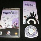 Patapon 2 - Sony PSP - Complete CIB
